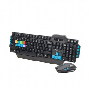 GMB Gaming draadloze desktop set - KBS-WMG-01