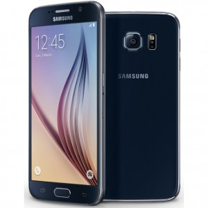 Refurbished Samsung S6 (SM-G920F) 32GB (zwart)