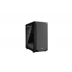 PC Case - be quiet! Pure Base 500 - incl. 2 ventilatoren en zijkant van gehard glas!