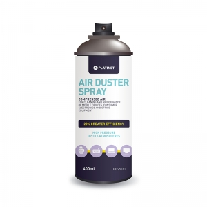 perslucht spuitbus - air duster - 400ml