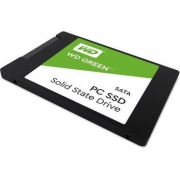 Western Digital Green 2.5'' SSD 120GB / 240GB / 480GB SATA III SLC