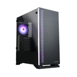 Zalman S5 Black, ATX Mid-Tower Case
